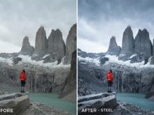 Steel - Cath Simard Lightroom Presets - FilterGrade