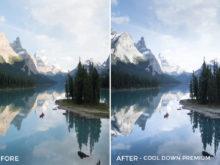 Cool Down Premium - Catherine Simard Lightroom Presets - FilterGrade