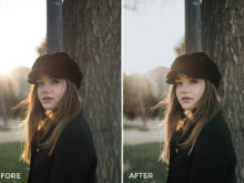 5 Joan Slye Portrait Lightroom Presets - FilterGrade