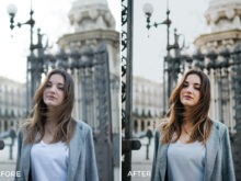 4 Joan Slye Portrait Lightroom Presets - FilterGrade