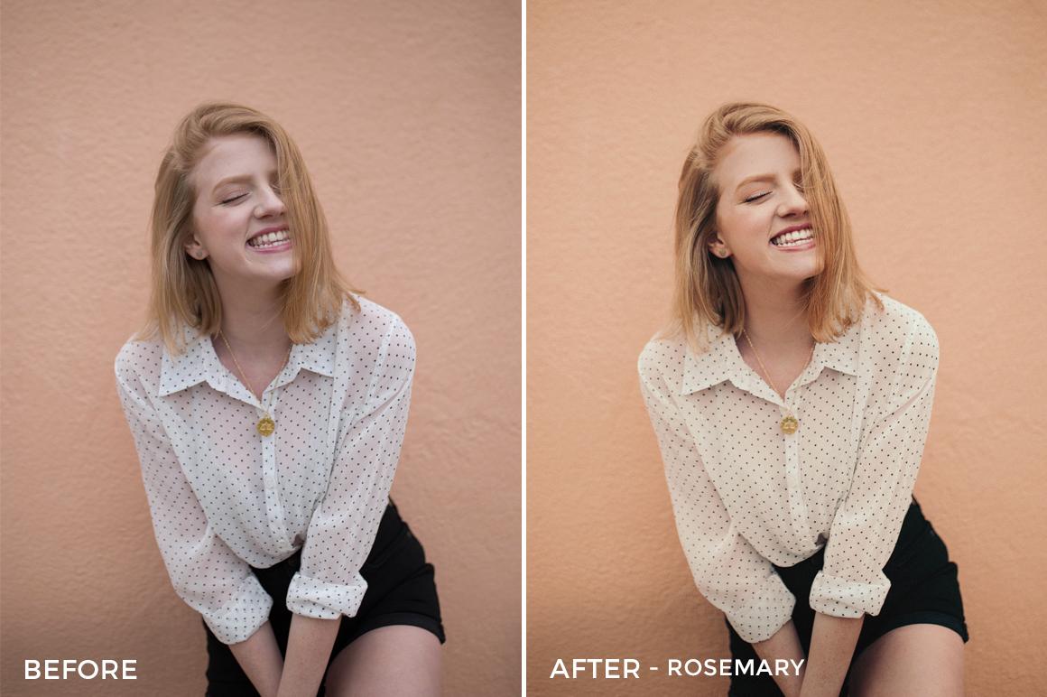 Rosemary 1 - CHILL + CHEER Lightroom Presets by Payton Hartsell - FilterGrade