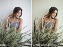 Cheryl Blossom 1 - CHILL + CHEER Lightroom Presets by Payton Hartsell - FilterGrade