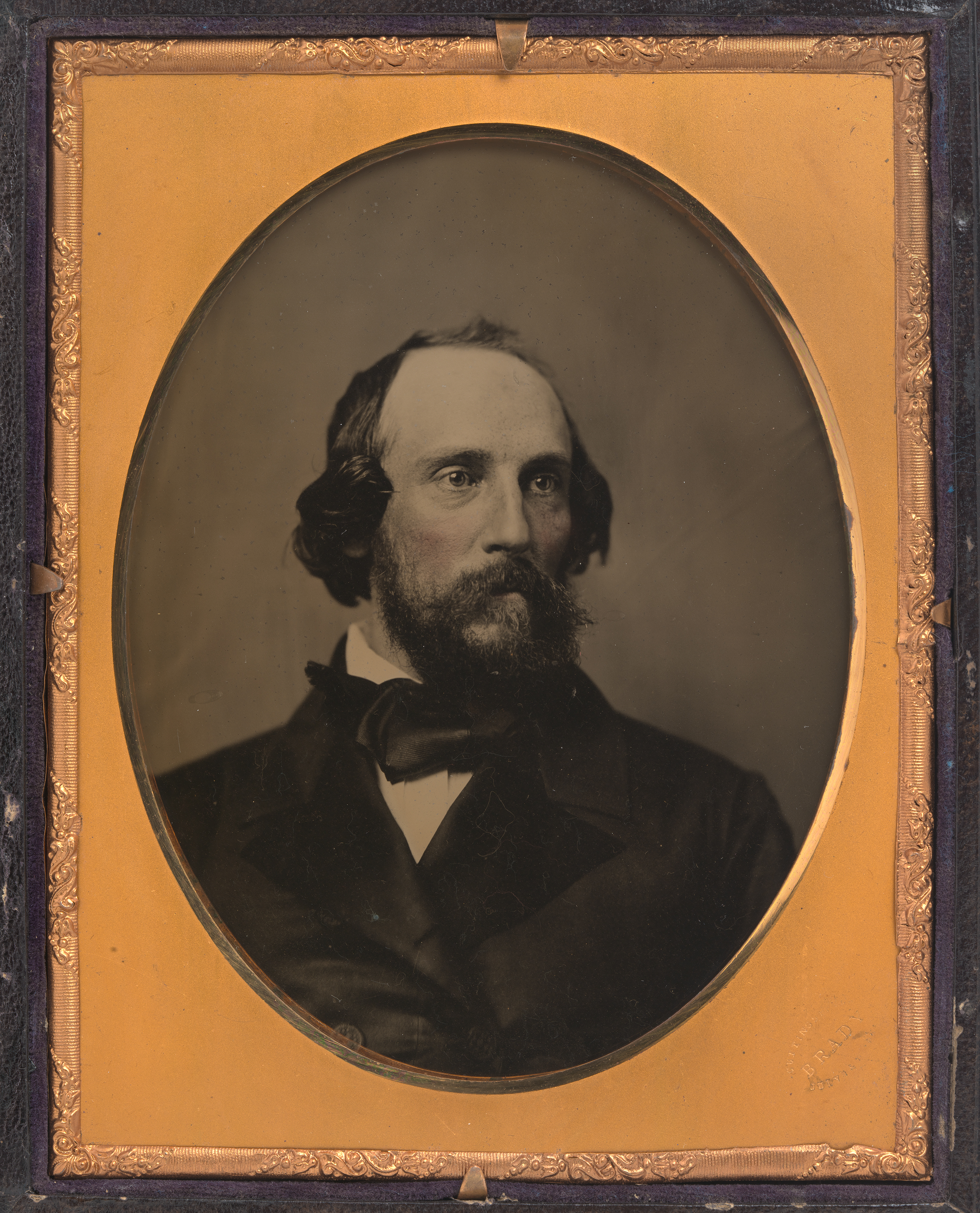 Frederick West Lander by Mathew B. Brady - What is an Ambrotype? - FilterGrade