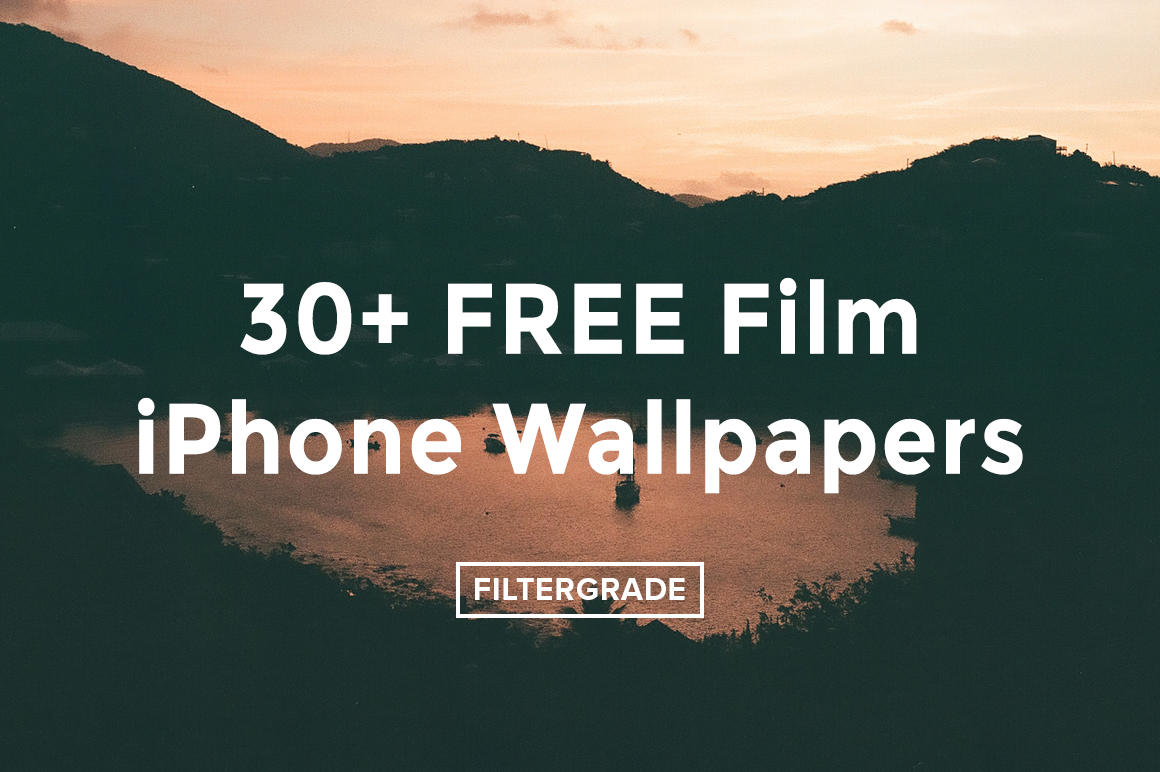 30+ Intriguing Free Film iPhone Wallpapers to Download