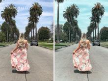 BlueSKiesMatte - Hayley Larue Lightroom Presets V2 - FilterGrade