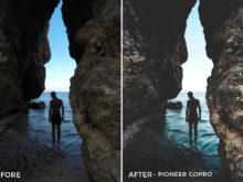 Pioneer GoPro - Filippo Cinotti Lightroom Presets - FilterGrade