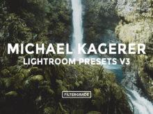 Michael Kagerer Lightroom Presets V3 - FilterGrade