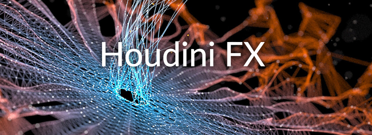 Houdini FX overview of the vfx and 3d modeling software used by major motion pictures companies.