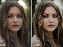 4 The Fresh Folk Lightroom Presets Collection - FilterGrade