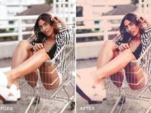 10 Nick Asphodel Moody Portrait Lightroom Presets - FilterGrade
