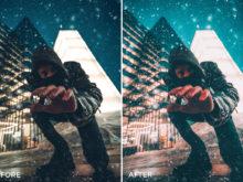 7 Nick Asphodel Moody Portrait Lightroom Presets - FilterGrade