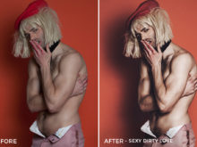 Sexy Dirty Love - NEW Barrington Orr Lightroom Presets - FilterGrade
