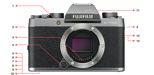 8 Fujifilm Reveals New X-T100 Mirrorless, 4k Camera - FilterGrade