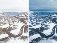 6 Ivar Eythorsson Lightroom Presets Vol. 1 - FilterGrade