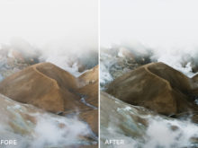 5 Ivar Eythorsson Lightroom Presets Vol. 1 - FilterGrade