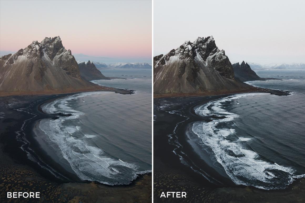 1 Ivar Eythorsson Lightroom Presets Vol. 1 - FilterGrade
