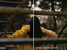 Warm & Earthy - Kevin Alejandro Lightroom Presets - FilterGrade