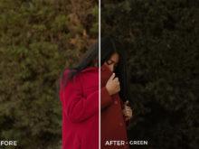 Green - Kevin Alejandro Lightroom Presets - FilterGrade