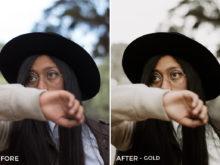 Gold - Kevin Alejandro Lightroom Presets - FilterGrade