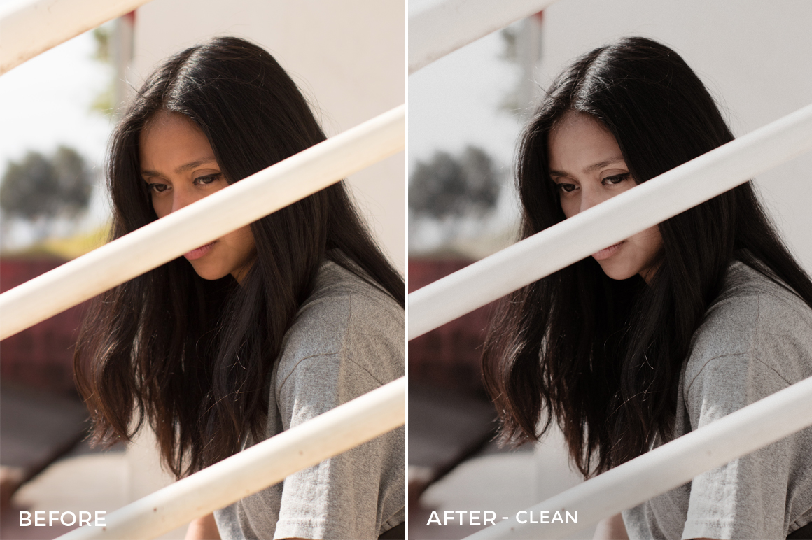 Clean - Kevin Alejandro Lightroom Presets - FilterGrade