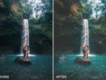 4 Nick Asphodel Wanderlust Lightroom Presets - FilterGrade