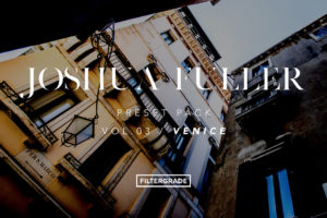 Joshua Fuller Lightroom Presets Vol. 3 - FilterGrade