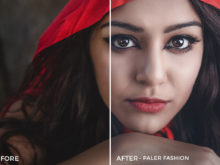 Paler Fashion - Russell Cardwell Faded 01 LUTs - FilterGrade