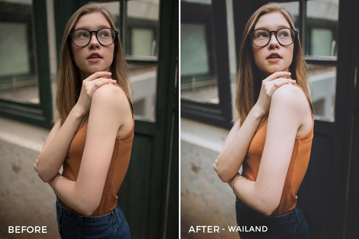 Wailand - Renan Rodrigues Lightroom Presets - FilterGrade