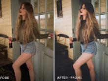 Raquel - Renan Rodrigues Lightroom Presets - FilterGrade