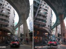 Daytime Street 01 - Nicholas Ku Lightroom Presets - Kui Fai Ku - FilterGrade