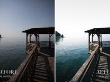 *Teal Waters - Joshua Fuller Lightroom Presets Vol 2 - Garda - FilterGrade