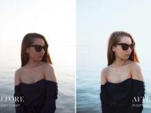 *Soft Sunset - Joshua Fuller Lightroom Presets Vol 2 - Garda - FilterGrade