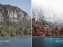 * Haze - Joshua Fuller Lightroom Presets Vol 2 - Garda - FilterGrade
