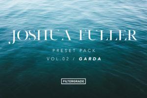 Joshua Fuller Lightroom Presets Vol 2 - Garda - FilterGrade