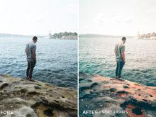 Soft Lights - Joshua Britton Lightroom Presets - FilterGrade