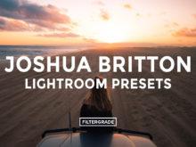 Joshua Britton Lightroom Presets - FilterGrade