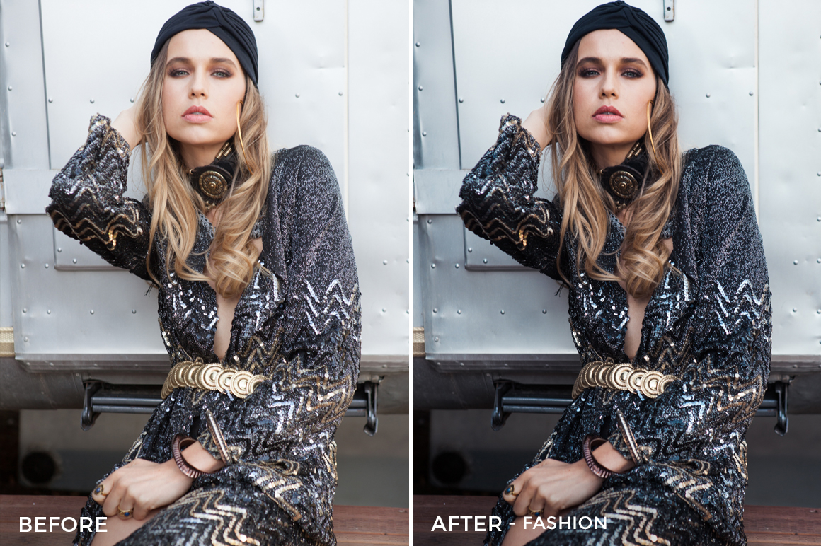 Fashion - Marcus Lindberg Lightroom Presets - FilterGrade