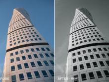 B&W - Marcus Lindberg Lightroom Presets - FilterGrade