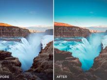 6 Nick Asphodel Moody Travel Lightroom Presets - FilterGrade