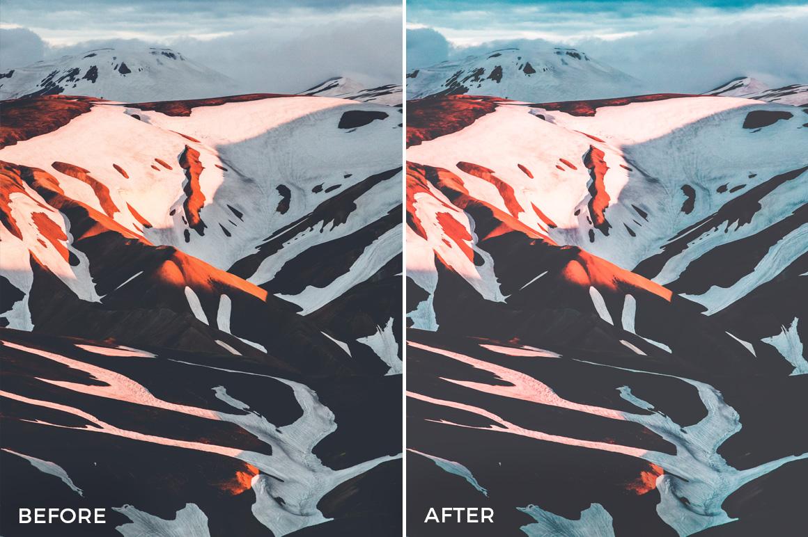 4 Nick Asphodel Moody Travel Lightroom Presets - FilterGrade