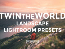 Twin the World Lightroom Presets Vol. 2 - FilterGrade