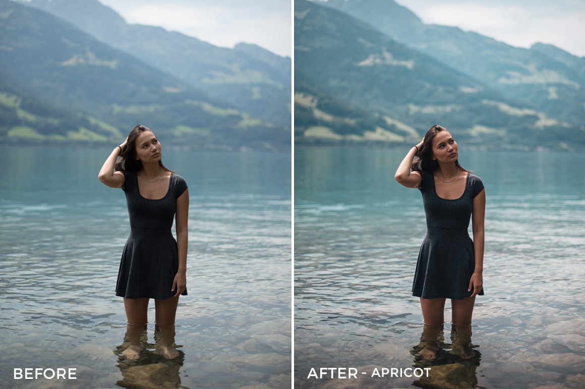 Apricot - Twin the World Lightroom Presets Vol. 2 - FilterGrade