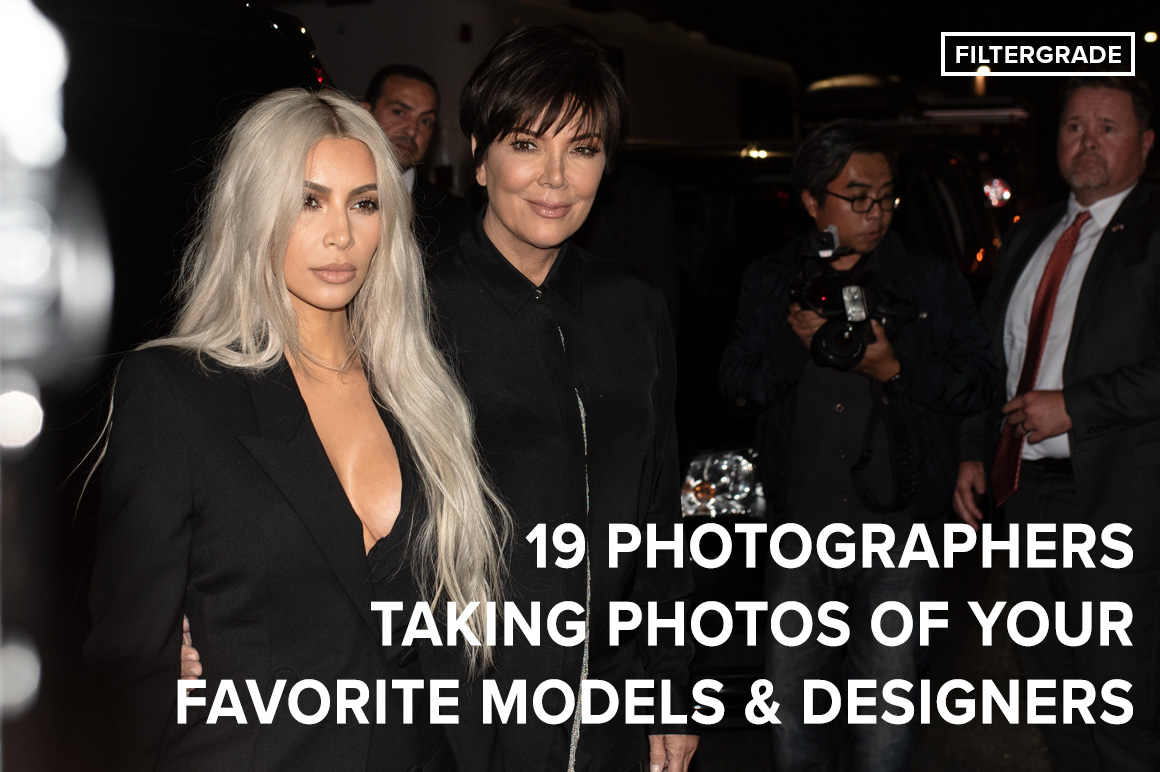 19 Photographers Taking Photos of Your Favorite Models and Designers - FilterGrade