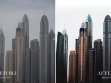 Bright City - Joshua Fuller Lightroom Presets Vol. 5 Dubai - FilterGrade