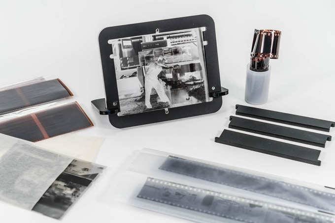 Hamish Gill is creating an amazing tool used to digitize your film negatives in a new way!