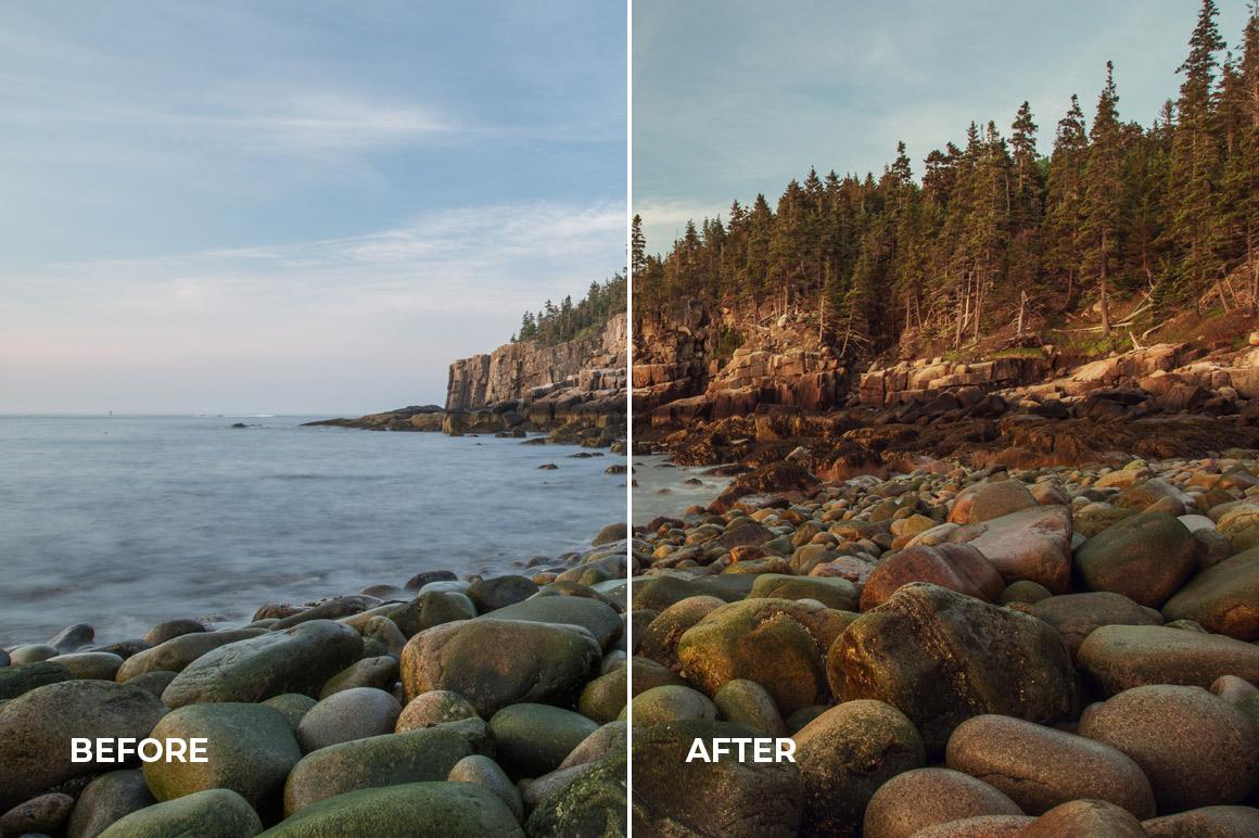 outdoor landscape photos creative profiles