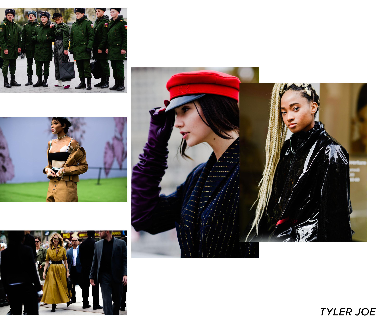 Tyler Joe - Elle Magazine - 19 Photographers Taking Photos of Your Favorite Models and Designers - FilterGrade