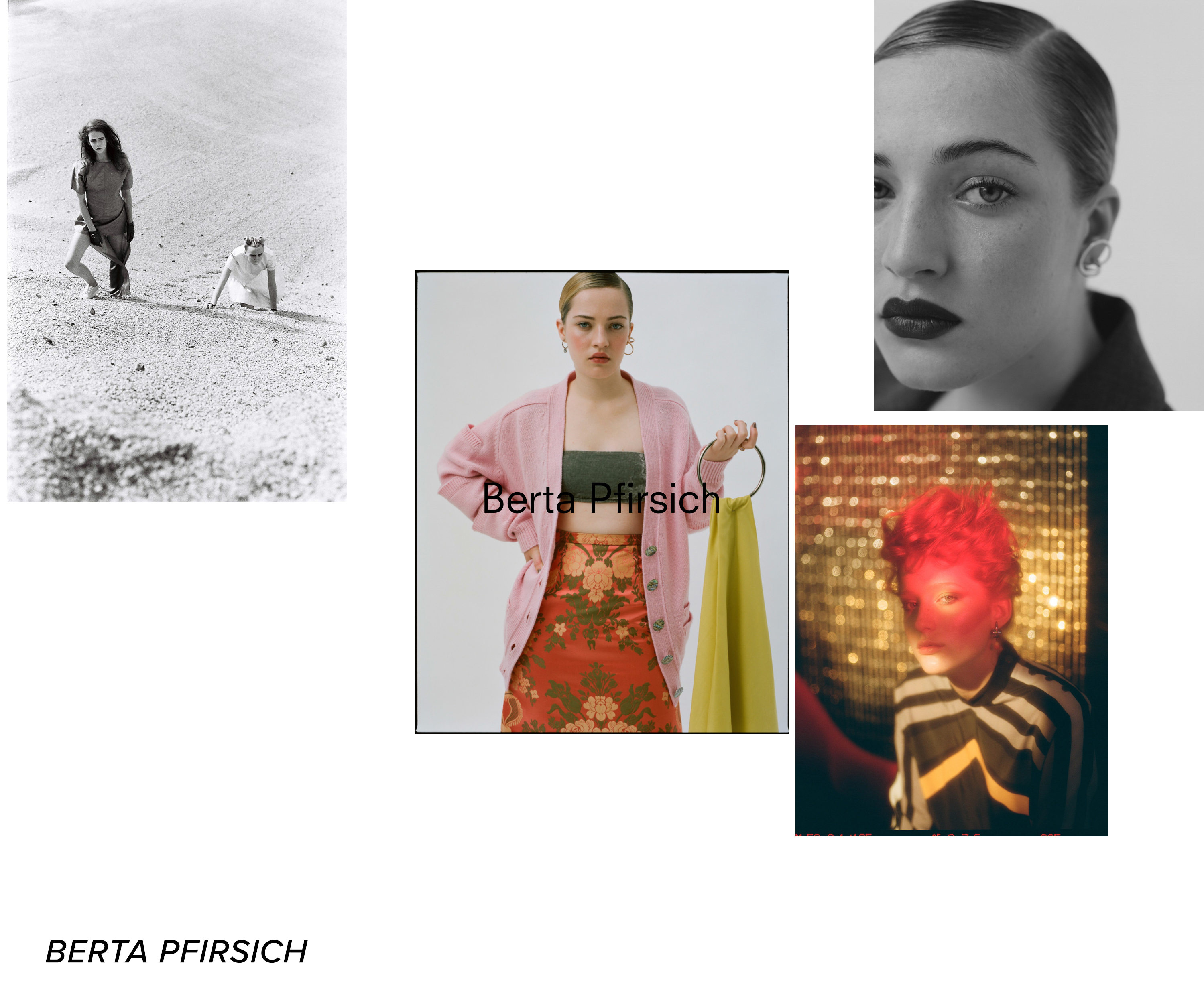Berta Pfirsich - 19 Photographers Taking Photos of Your Favorite Models and Designers - FilterGrade
