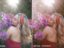 Morange - Jessica Luxe Lightroom Presets - FilterGrade