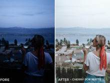 Cherry Pop Matte - Jessica Luxe Lightroom Presets - FilterGrade